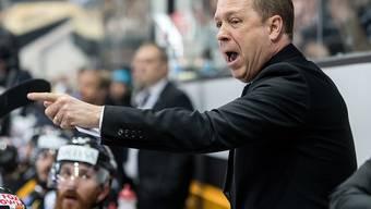 Luganos Trainer Greg Ireland verliert mit seinem Team auch in der Slowakei