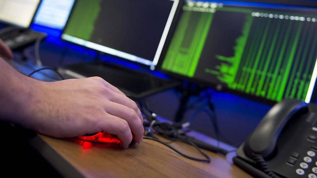 Kantone wollen Kampf gegen Internetkriminalität besser koordinieren
