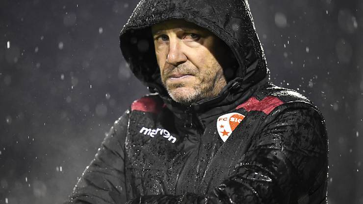 Stéphane Henchoz konnte den widrigen Umständen nicht trotzen. Er ist nicht mehr Trainer des FC Sion.