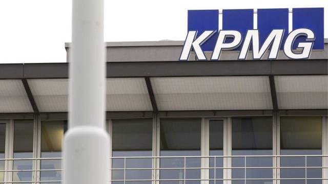 Hauptsitz der KPMG in Zürich (Archiv)