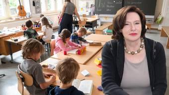 Silvia Stettler, Präsidentin Aaregäuer Nachhilfe
