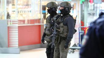 Axt-Angriff im Hauptbahnhof Düsseldorf