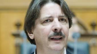 Paul Rechsteiner wird die neue Legislatur im Nationalrat als Alterspräsident eröffnen (Archiv)