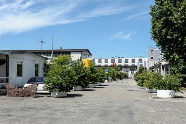 Für mindestens 15 Jahre bleibt das Walzwerk-Areal in Münchenstein Standort für kleines, meist kreatives Gewerbe.
