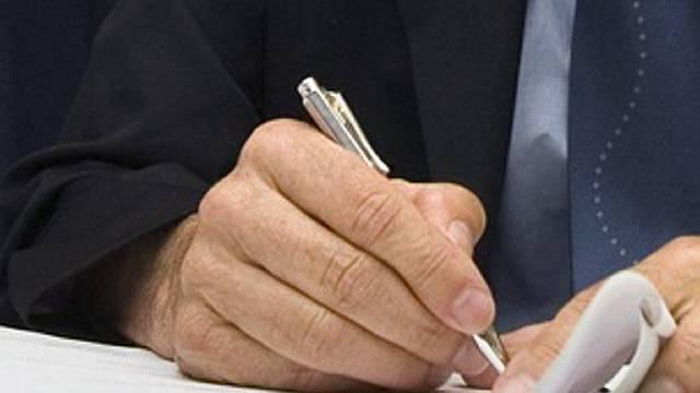 Die Ständeratskomission empfiehlt, dem Abkommen zuzustimmen. (Symbolbild)