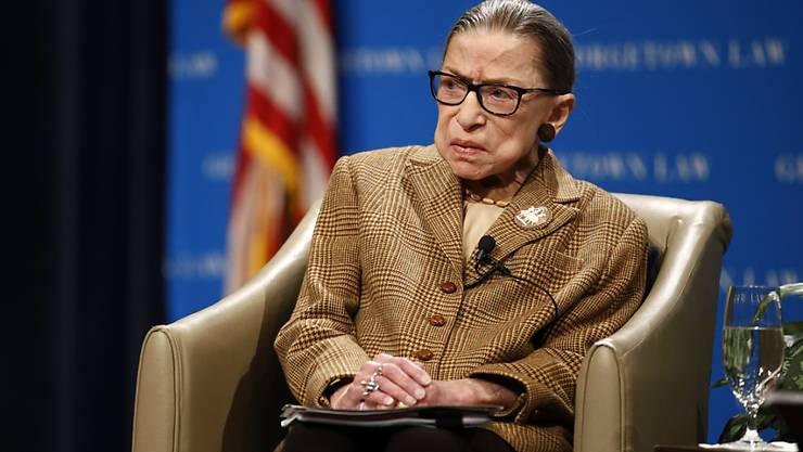 Die US-Verfassungsrichterin Ruth Bader Ginsburg ist nach einem Tag bereits wieder aus dem Spital entlassen worden. Die 87-jährige Ginsburg war wegen Verdachts auf eine Infektion zur stationären Behandlung in ein Spital in Baltimore eingeliefert worden.