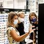 Einige Kantone kennen bereits eine Maskenpflicht in Geschäften. Etwa Solothurn.
