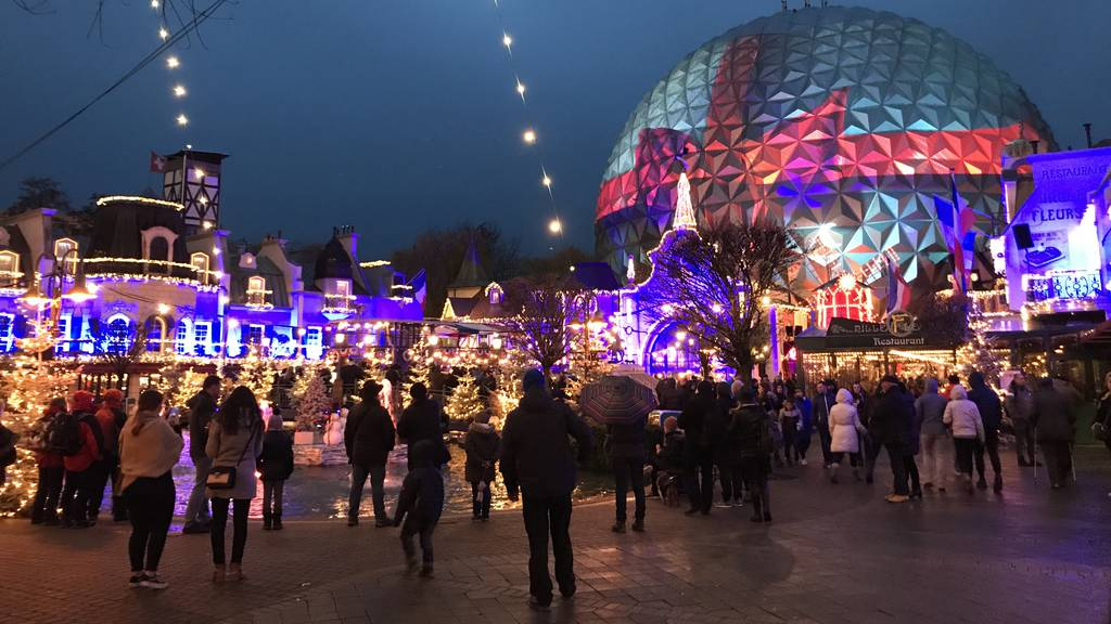 Europa-Park im Winter: Deshalb lohnt es sich