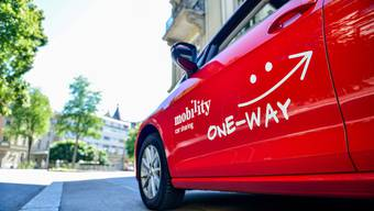 Solothurn wurde als Testort für «Mobility-One-Way» erkoren.