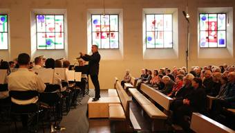 Konzert der Stadtmusik Klingnau in der katholischen Kirche