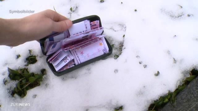Geld gefunden: Was droht bei Nicht-Rückgabe und was ist der Finderlohn?