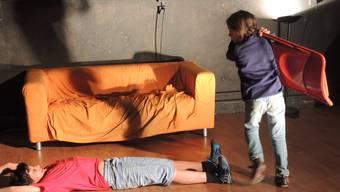 Die Kinder können im Theater ausleben, was sie sonst nicht sein können