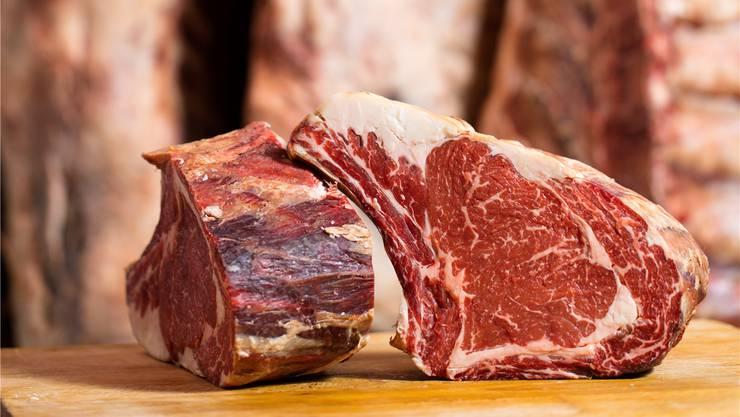 Werden im Januar einzelne Rindfleischsorten ausgehen? Markus Kirchgessner/laif