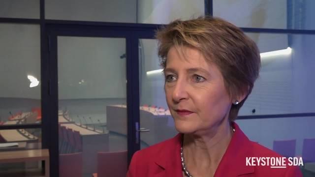SBI: Bundesrat ist erfreut über klares Nein