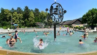 Kopie von So erlebte die Badi Schönenwerd die Hitzetage (Juni 2019)