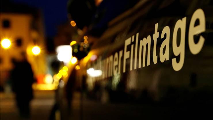 In Solothurn gibt es jedes Jahr die Highlights des Schweizer Films zu sehen.