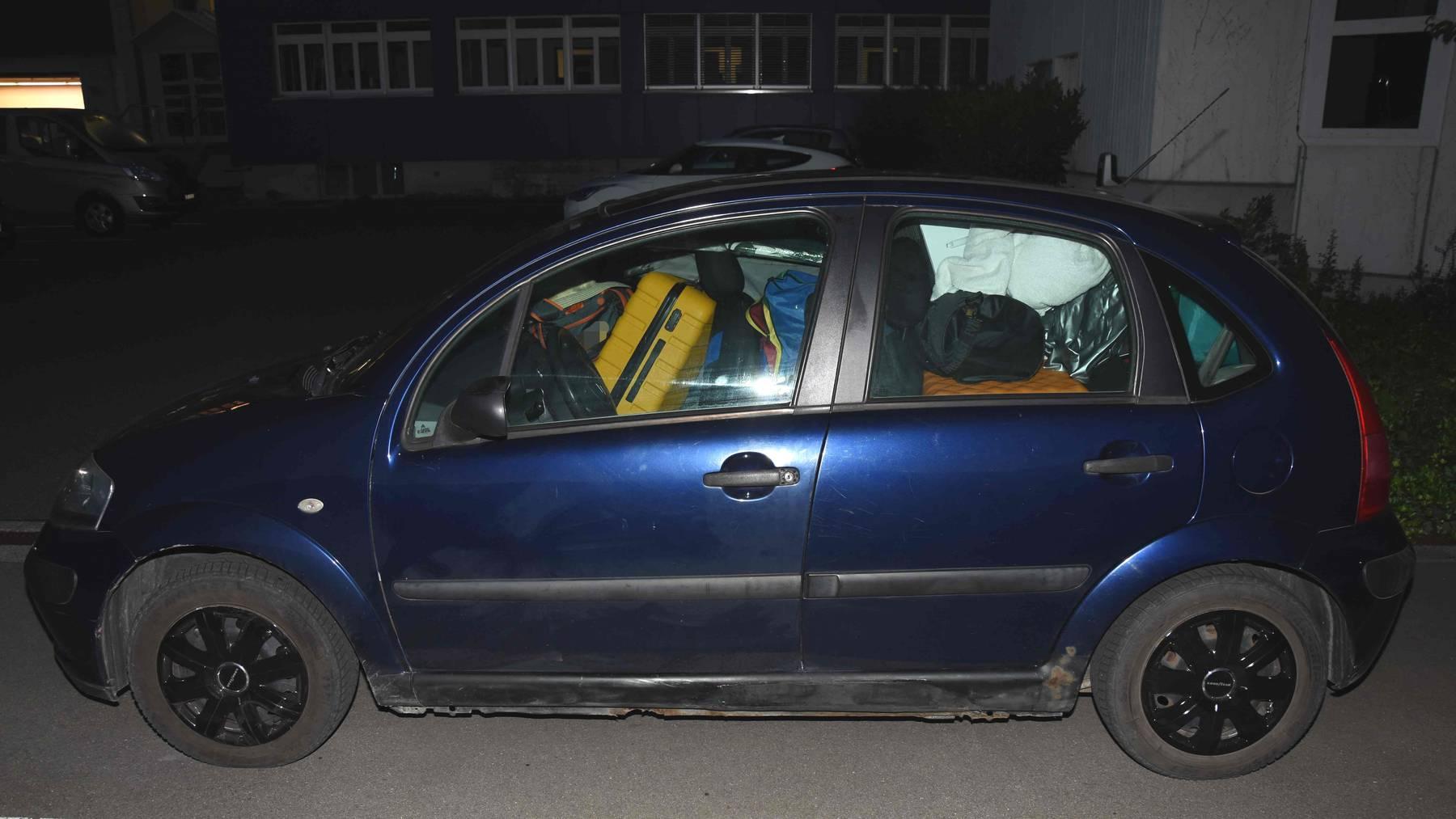 Der Mann fuhr rund neun Kilometer als Geisterfahrer.