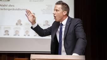 Christian Imark hat mit 35 Jahren schon eine steile politische Karriere hinter sich.