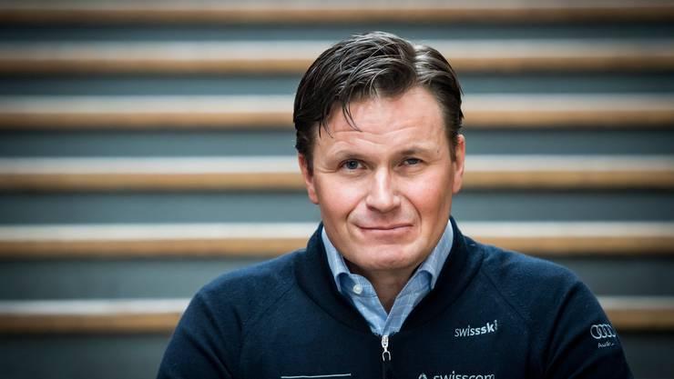Der 50-jährige Urs Lehmann, seit 2008 Präsident von Swiss Ski.