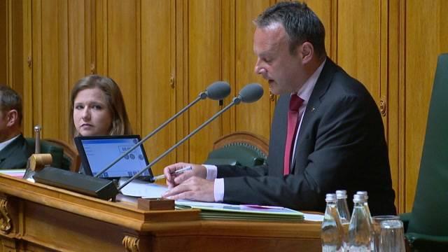 Markwalder wieder im Nationalrat