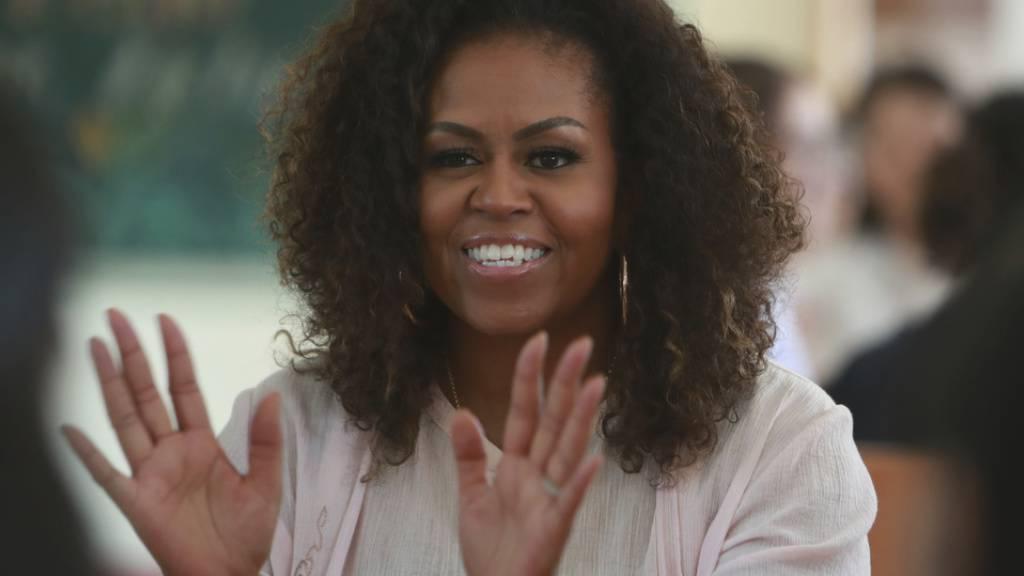 Michelle Obama: Meine Mutter gab mir Selbstwertgefühl