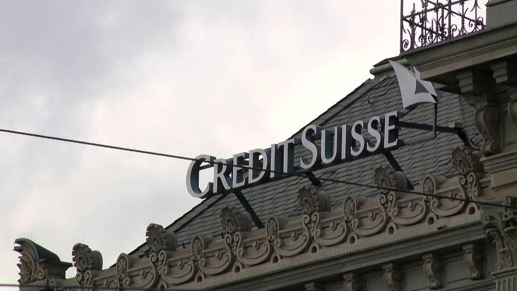 CS plant Reorganisation und Stellenabbau - Neue Aargauer Bank verschwindet