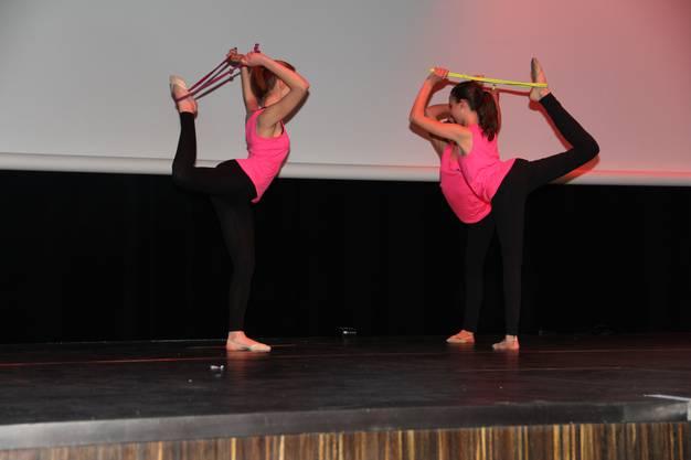 Die Kulturnacht im Campussaal Brugg-Windisch war ein Erfolg;Der Gymnastikverein zeigte ein vielfältiges Programm