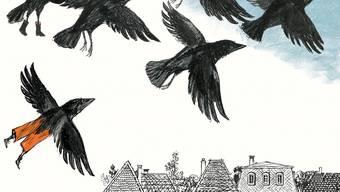 «Die sieben Raben» zählt zu seinen berühmtesten Illustrationen: Felix Hoffmann gehört zu den bedeutendsten Schweizer Bilderbuchkünstlern des letzten Jahrhunderts. NordSüd-Verlag