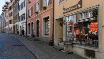 In der Laufenburger Altstadt wohnen rund 650 Menschen.