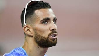 Kariem Hussein startet am Freitag in die neue Saison