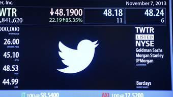 Nach diversen anderen Internet-Plattformen testet nun auch Twitter selbstlöschende Botschaften. (Archivbild)
