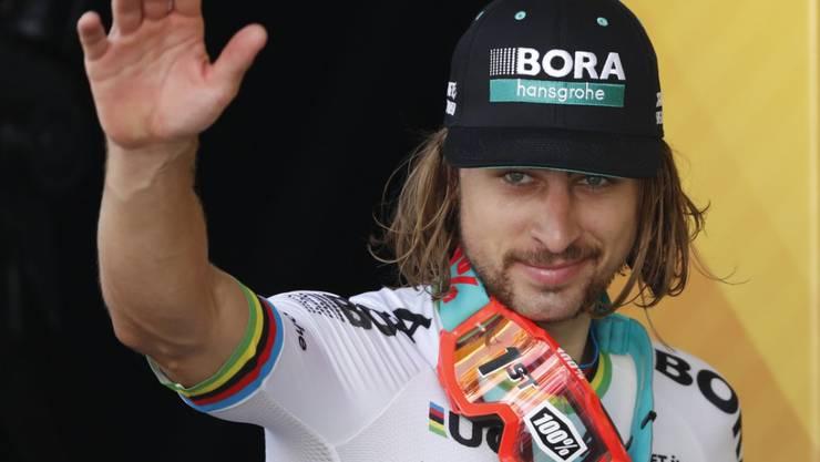 Peter Sagan wurde nachträglich vom Vorwurf der Absicht beim Sturz von Mark Cavendish freigesprochen