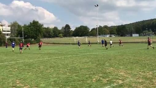 Schnuppertag für Hartgesottene beim Rugby Club Würenlos