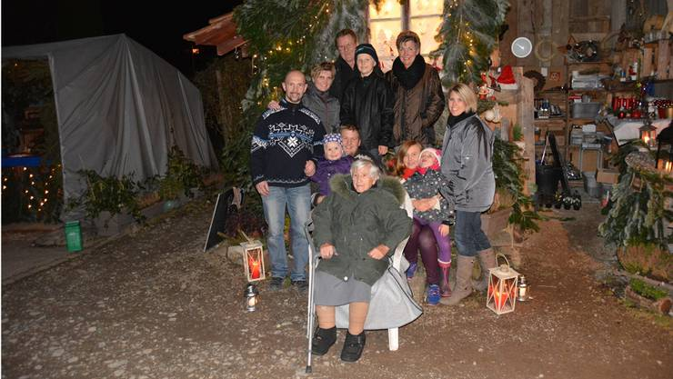 Die Familie Schibli aus Otelfingen lebt ein Familienmodell, das vom Aussterben bedroht ist.
