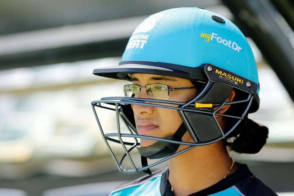 49: Smriti Mandhana (Cricket) (© Getty Images)