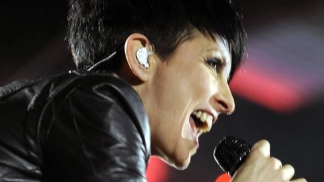 Will lieber wieder selber singen als unterrichten: Nena (Archiv)