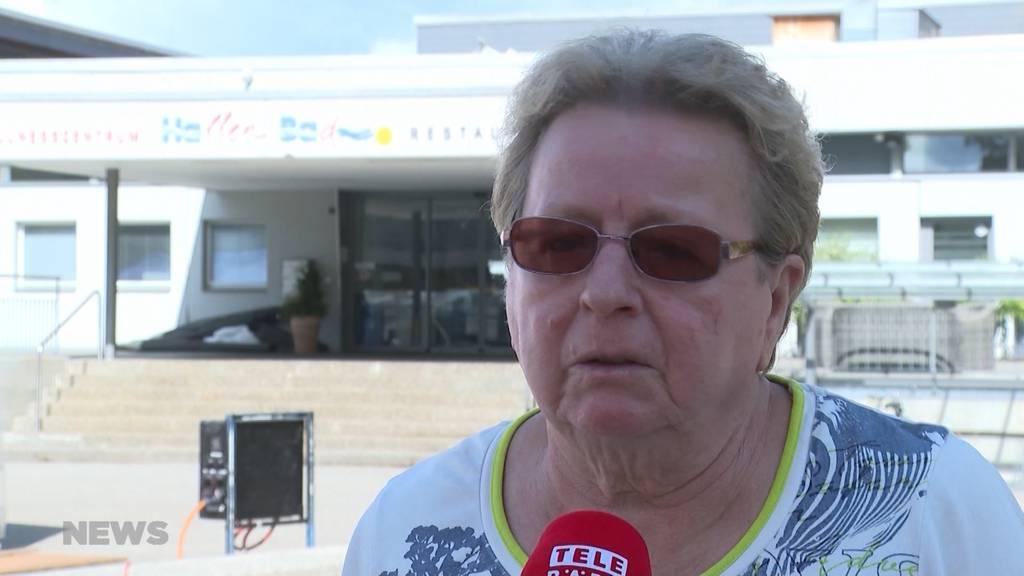 Seniorinnen-Schwimmgruppe wegen Platzmangel aus Hallenbad verbannt