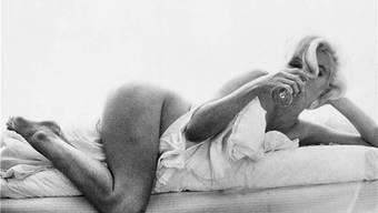 Ganz schön verführerisch, aber viel zu teuer: «Marilyn Monroe – letzte Sitzung» von Bert Stern.