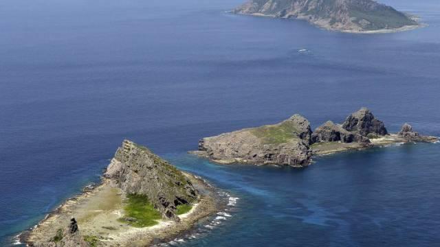 Sorgen für internationale Verstimmung: Inseln vor China (Archiv)