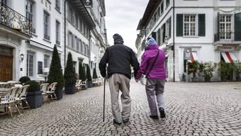 Was macht Solothurn für die Ü65-Generation lebenswert? Eine Pro-Senectute-Befragung von rund 600 Menschen gibt Aufschluss.