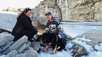 Sandra und Duncan Gano sind aus Weiningen nach Kanada ausgewandert.