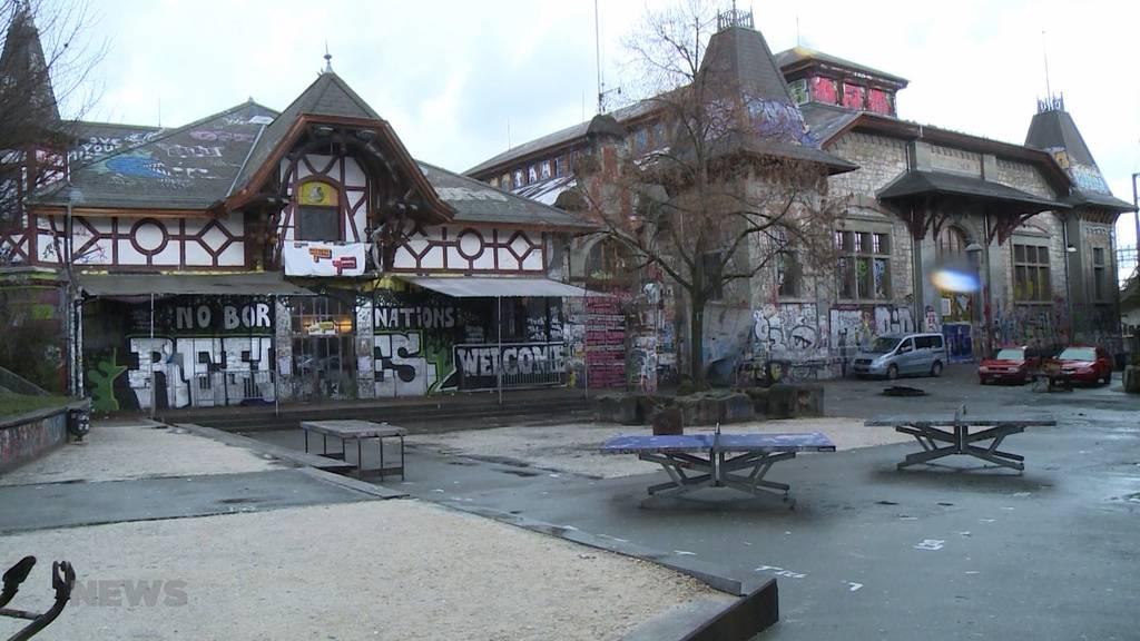 Berner Gemeinderat verlängert Leistungsvertrag der Reitschule