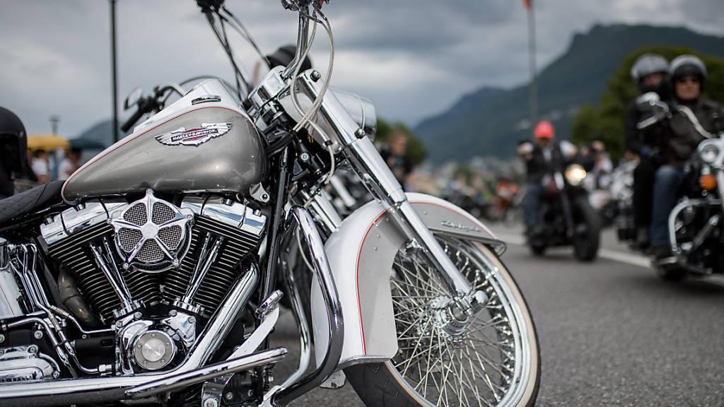 Harley-Davidson mit Gewinnsprung – Aktie steigt kräftig