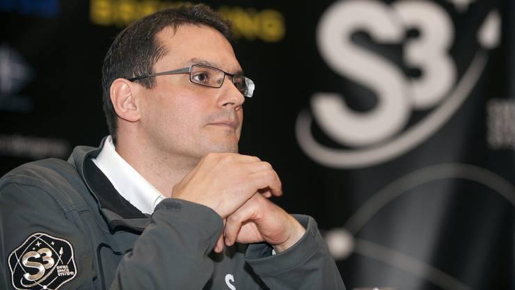Pascal Jaussi, CEO des Waadtländer Startup-Unternehmens S3, musste mit schweren Verletzungen und Verbrennungen ins Spital eingeliefert werden.