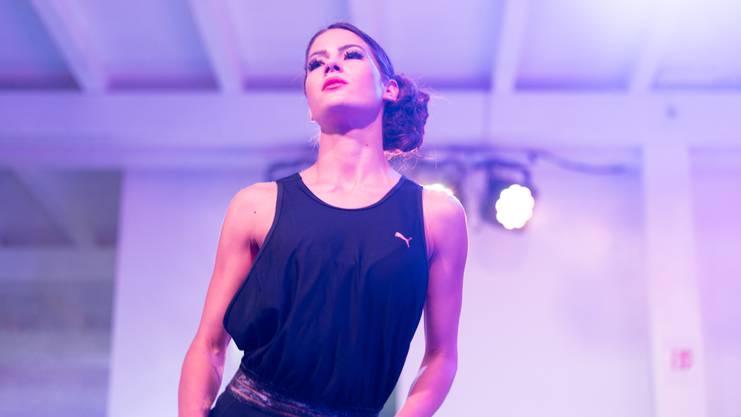Sara Catalano wurde Dritte.