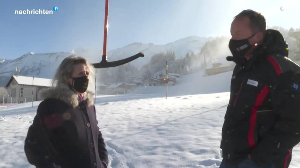 Ungewisse Skisaison in der Zentralschweiz