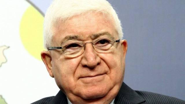 Fuad Masum ist der neue Präsident des Iraks