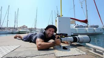 Organisator Robert Wittmer ist bei verschiedenen Törns als Skipper dabei.