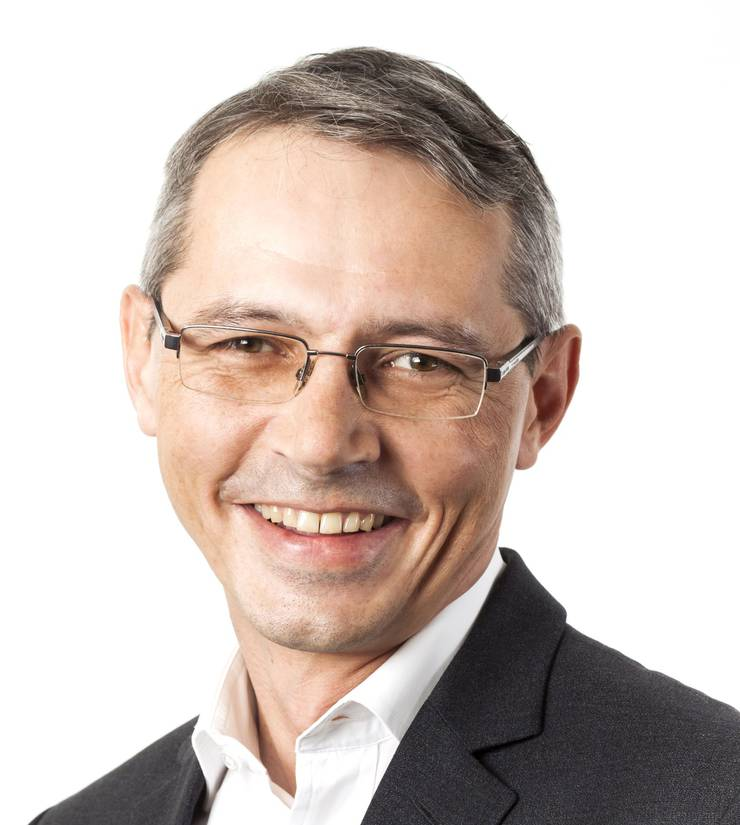 Alfons Florian (SVP), Gewerbeverein Dietikon