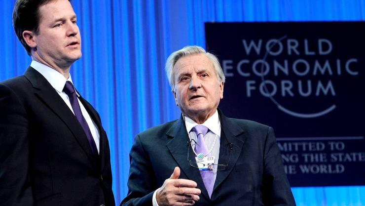 Mr. Euro Jean-Claude Tichet.